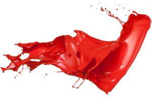 رنگدانه قرمز 254