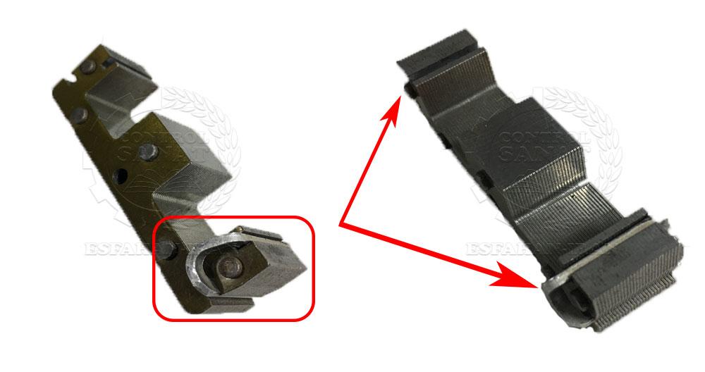 حلقه های اتصال کوتاه در هسته کنتاکتور - حلقه های شیدینگ پل