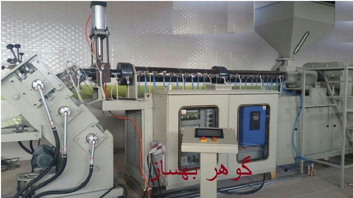 دستگاه تولید ورق گیاهی