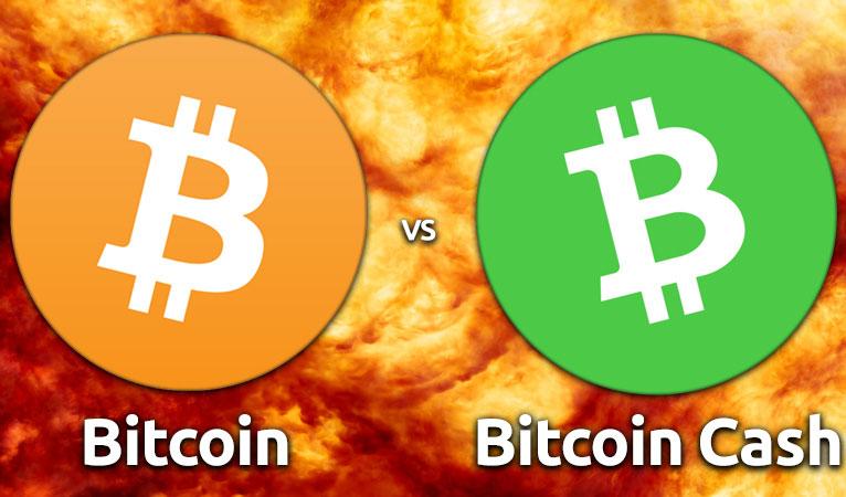 bitcoin-vs-bitcoincash