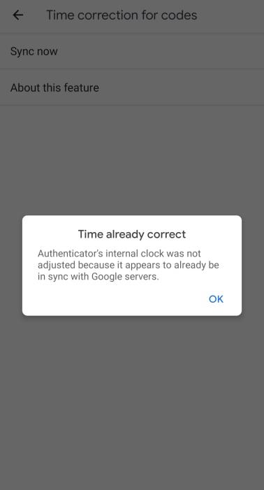 GoogleTimeSync
