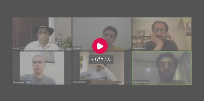 گفتگوی خبری مدیران ارز دیجیتال