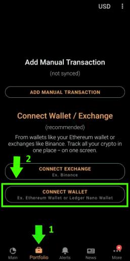 راهاندازی coinstats - ارز دیجیتال - دیجینوست