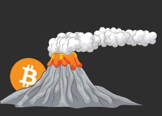 انرژی آتشفشان - استخراج بیت کوین - دیجینوست