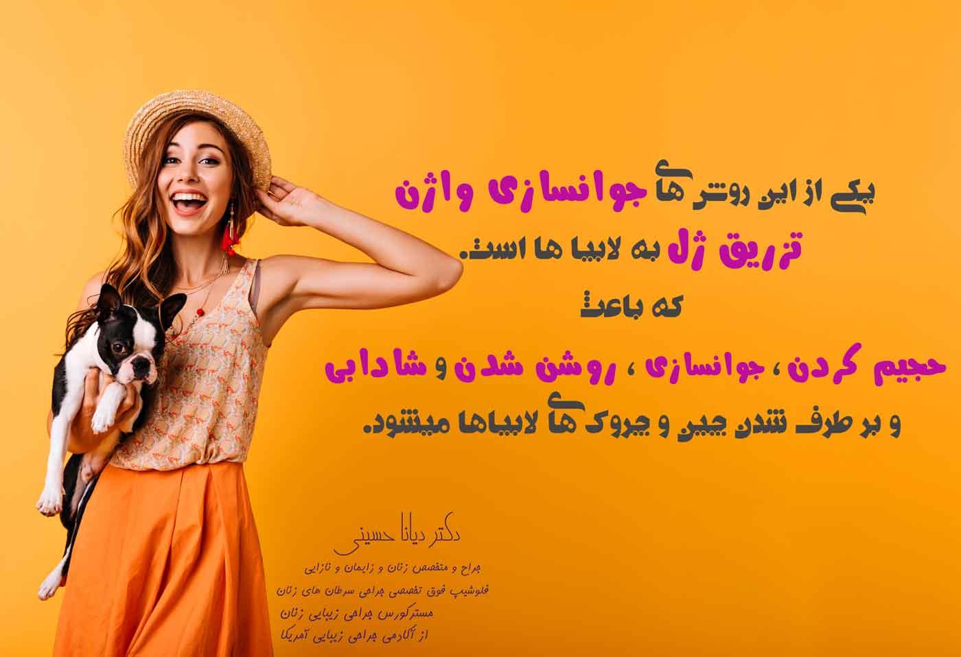 تزریق ژل به واژن در مشهد