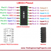 LM324_Pinout