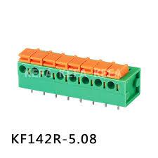 ترمینال فشاری kf142r