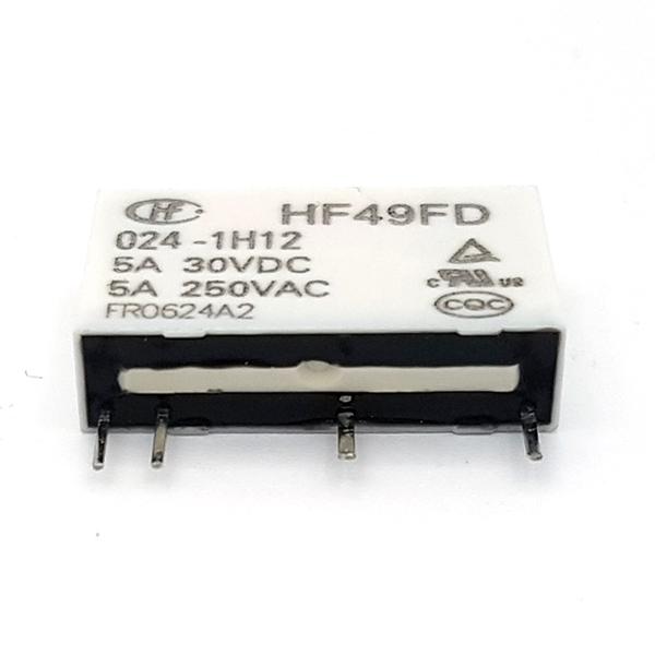 رله plc رله پی ال سی رله 4 پایه باریک hf49fd