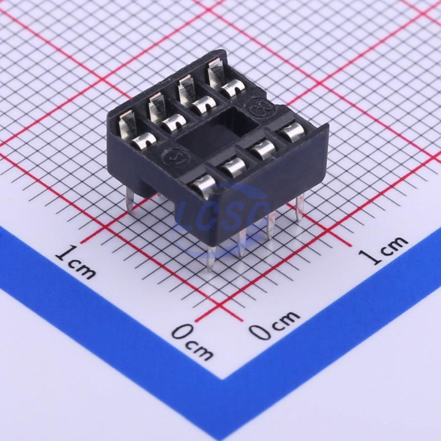 سوکت آی سی 8 پین پایه سوکت آی سی 8 پایه معمولی