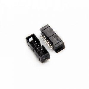 باکس هدر 2 در7 باکس هدر 14 پین DS1013-14S