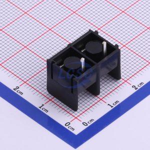 ترمینال kf8500 ترمینال kf35 پایه بغل پایه کنار ترمینال پیچی مشکی رنگ