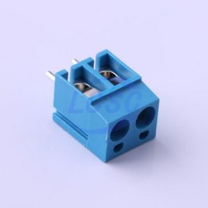 ترمینال mx300 دو پین ترمینال روبردی آبی رنگ