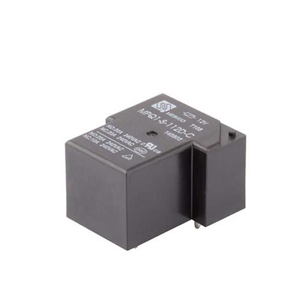 رله دستگاه جوش رله تی شکل رله اینورتر رله 12 ولت 30 آمپر MPQ1