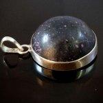 انرژی سنگ عجیب با خواص مغناطیسی سنگ درمانی سنگ دفع بلا سنگ مغناطیسی