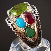 جواهرات سنگ های قیمتی معدنی فیروزه نیشابور توپاز سوئیسی عقیق لاجورد زمرد اوپال اصل زبرجد یاقوت یشم آمیتیست