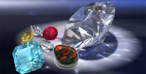 سنگ ماه تولد فروردین الماس سنگ خون حجر الدم جاسپر توپاز زرد آکوامارین سایت جواهر نقره