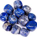 خواص سنگ لاجورد سنگ ماه تولد مهر دی lapis lazuli انگشتر لاجورد