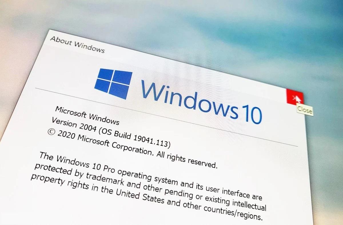 نحوه روش طریقه دریافت دانلود اخرین جدیدترین آپدیت ویندوز 10 می 2020 ورژن جدید 2004 b