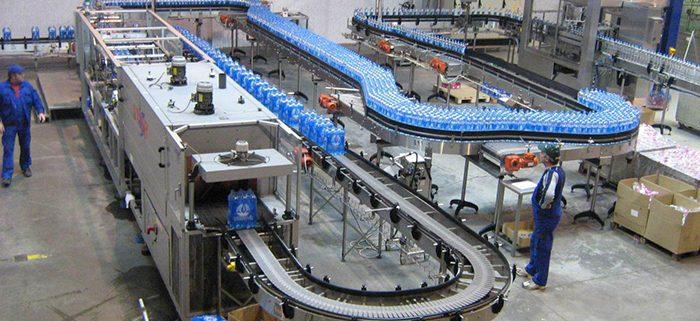 راه اندازی خط تولید آب آشامیدنی و نوشابه گازدار