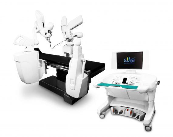 (Sina: Robotic Telesurgery System (flex mode