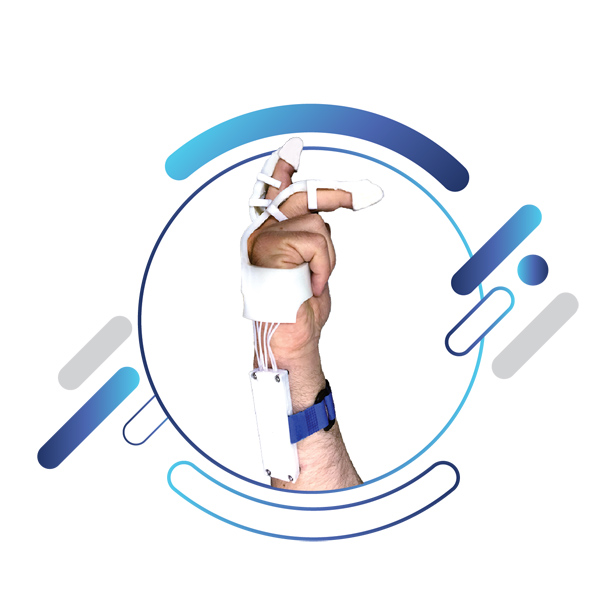 RoboAsist: Robotic Assistive Device (Hand model)