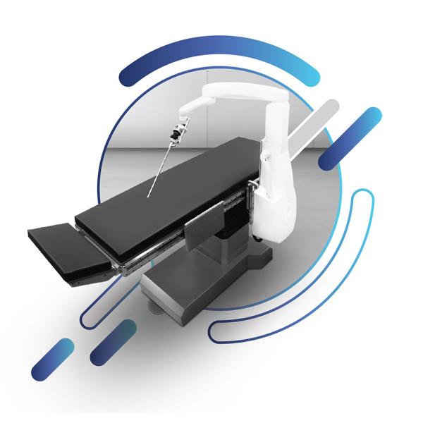 RoboLens: Laparoscopic Surgery Assistant Robot (Bedside model)