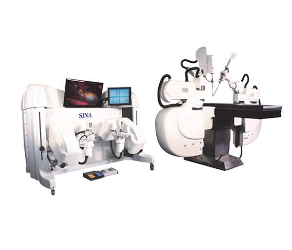 Sina Robotic Telesurgery System (Straight model)