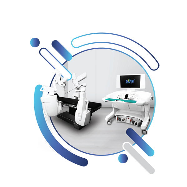 Sina: Robotic Telesurgery System (flex model)