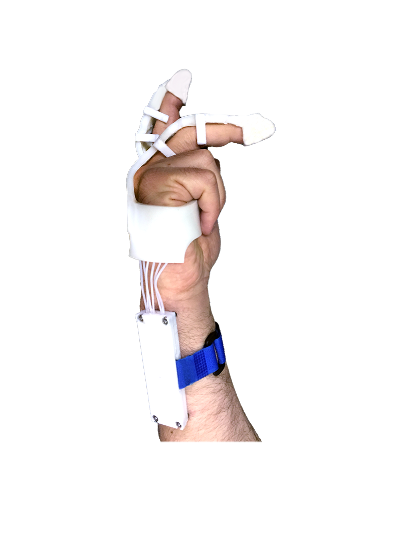 Robotic Assistive Device (Hand model)