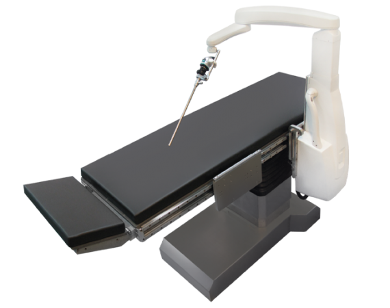 Laparoscopic Surgery Assistant Robot (Bedside model)