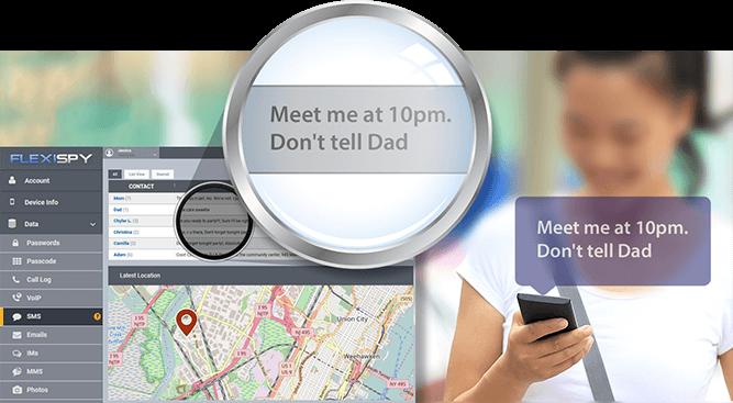 دانلود برنامه ردیاب لحظه به لحظه و کنترل مخفی تماس و پیام های گوشی