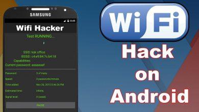 چگونه به راحتی WiFi را در Android هک کنیم؟