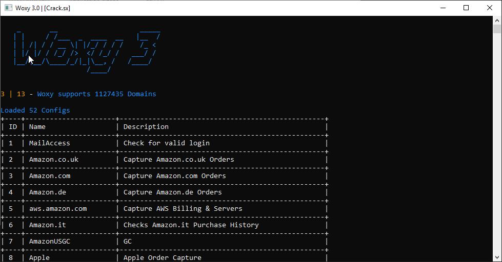 کرکر معروف Woxy 3.0 نسخه کرک شده
