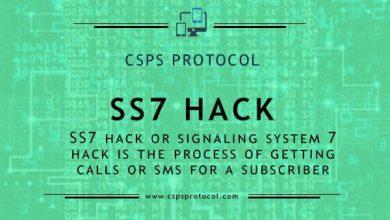 هک واتساپ با ss7