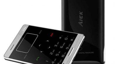 گوشی موبایل کارتی AIEK 1S مشکی