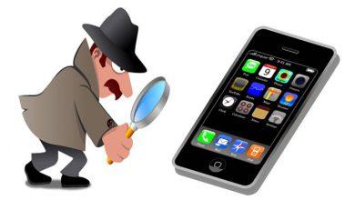 هک نشدن گوشی