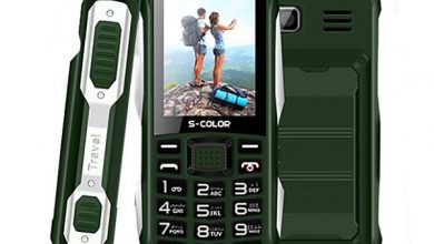 گوشی موبایل اس کالر مدل S-COLOR S3