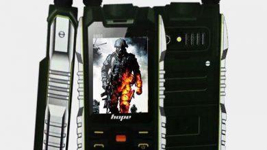 گوشی موبایل هوپ مدل Hope S800