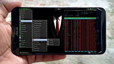 هک گوشی با لینوکس