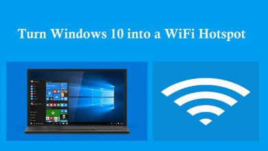 اشتراک گذاری اینترنت لپ تاپ از دو روش بدون نرم افزار و با نرم افزار
