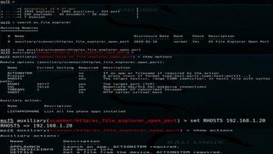 آموزش نفوذ به گوشی اندرویدی ES File Explorer