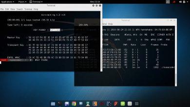 مهم ترین ابزار های Aircrack-Ng در کالی لینوکس