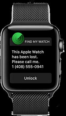 حذف آیکلود اپل واچ