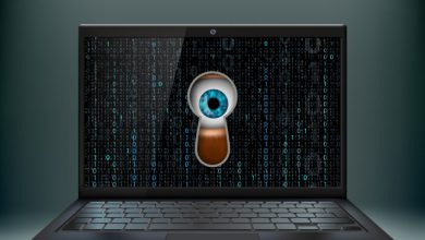 هک وبکم و جاسوسی از وبکم لپ تاپ