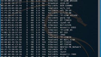آموزش هک WiFi توسط کالی لینوکس