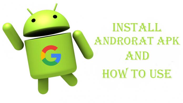دانلود نسخه کامل AndroRat