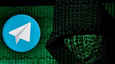 آموزش تصویری هک تلگرام
