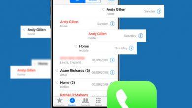 گزارش تماس با گوشی های اندرویدی از راه دور