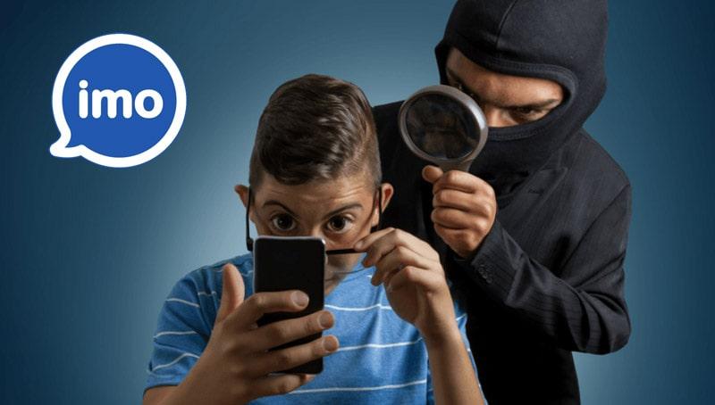 هک ایمو IMO با SPY24 , نرم افزار ایمو