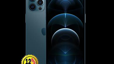 آیفون 12 پرو مکس اپل طرح (۱۲ ماه گارانتی / ریجستر)